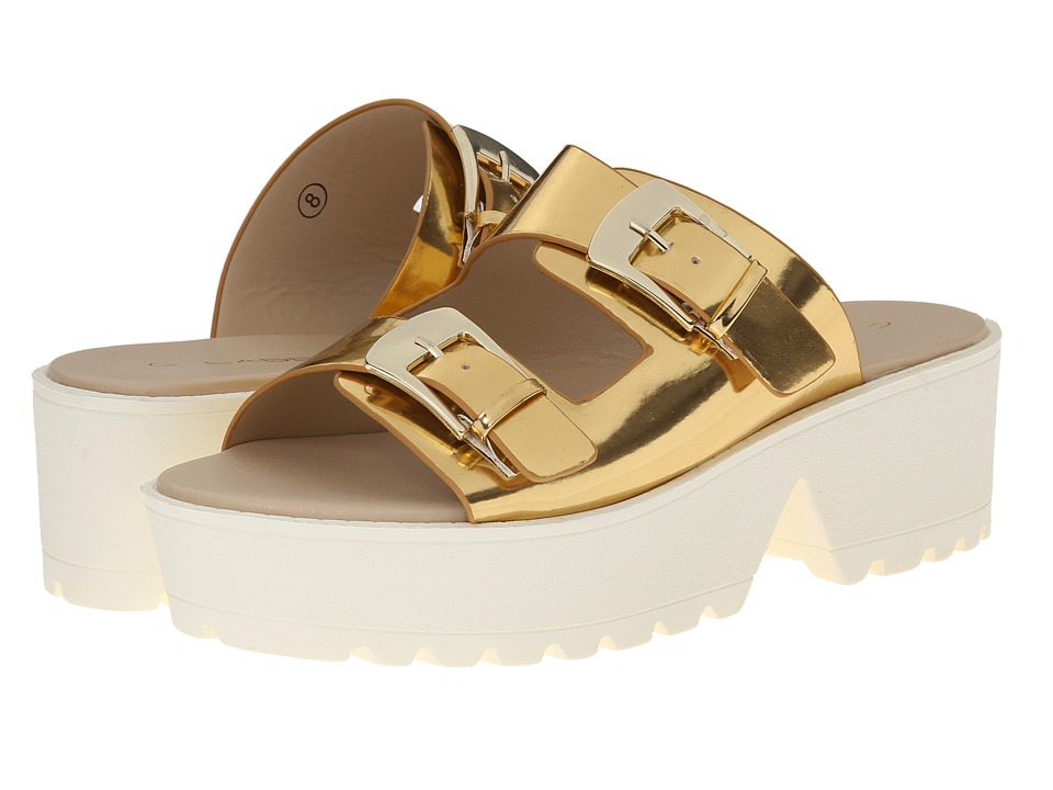 C Label - Darla-9 (Light Gold) Women's Sandals