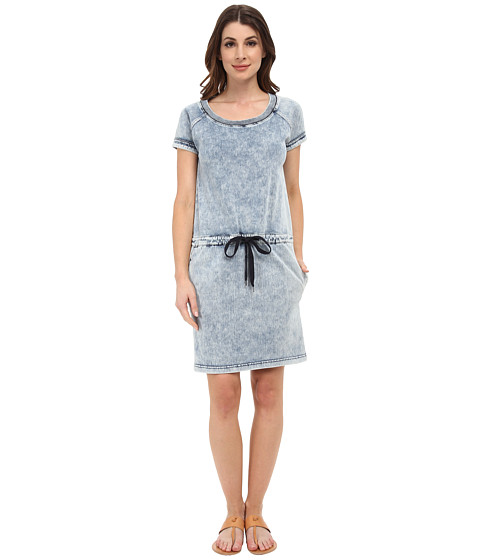 Liverpool - Tami Tee Dress (On The Rocks) Women's Dress