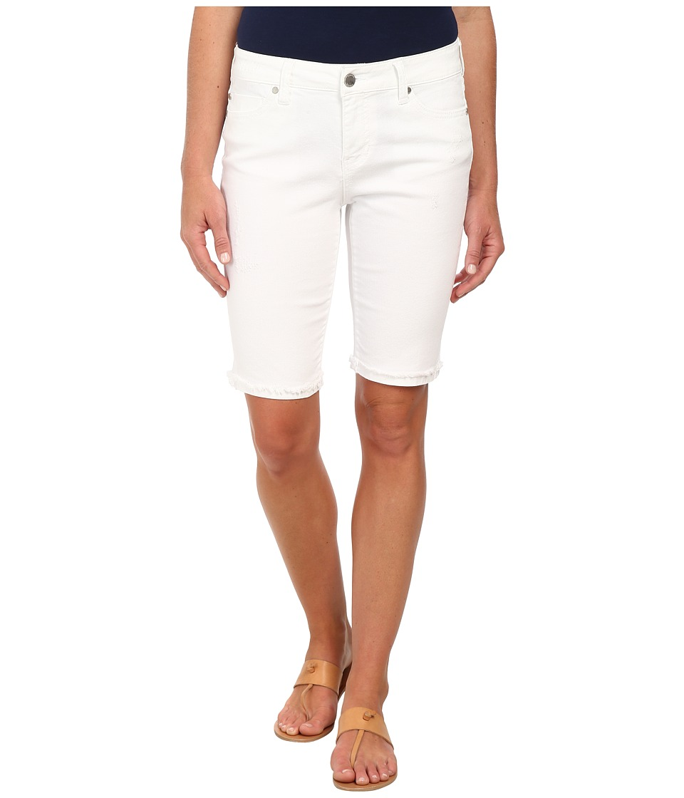 Liverpool - Bae Bermuda (White) Women's Shorts