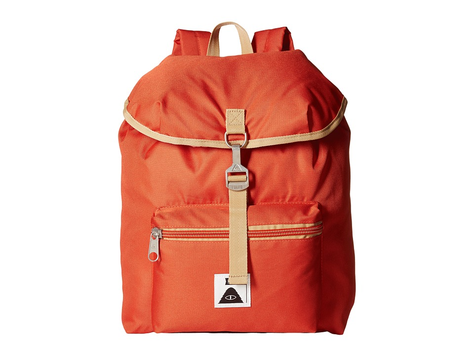 Poler - Field Pack (Burnt Orange) Backpack Bags