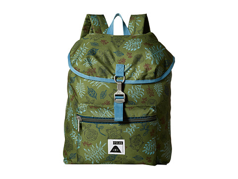 Poler - Field Pack (Brotanical Mossy) Backpack Bags
