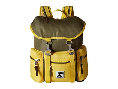 Poler - Roamers Pack (Mossy/Dandelion) Backpack Bags