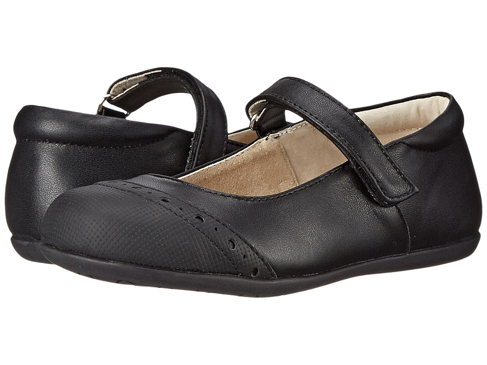 See Kai Run Kids - Meredith (Toddler/Little Kid) (Black) Girls Shoes