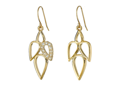 Sam Edelman - Multi Tear Drop Earrings (Gold) Earring