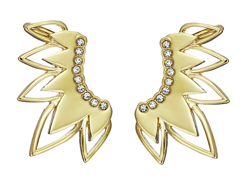Sam Edelman - Open Tear Ear Cuff Earrings (Gold) Earring