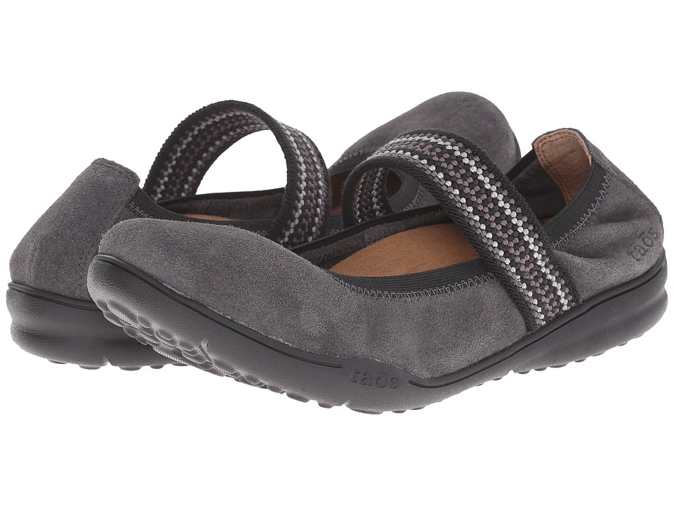 taos Footwear - Bandana (Grey) Women's Shoes
