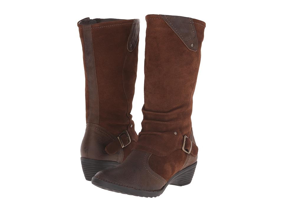 taos Footwear - Regent (Cognac) Women's Shoes