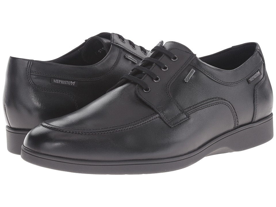 Mephisto - Santo GT (Black Elcho) Men's Shoes