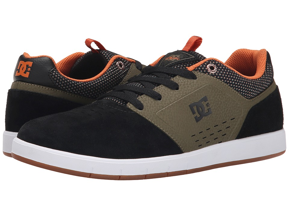 DC Cole Signature (Black/Olive) Men