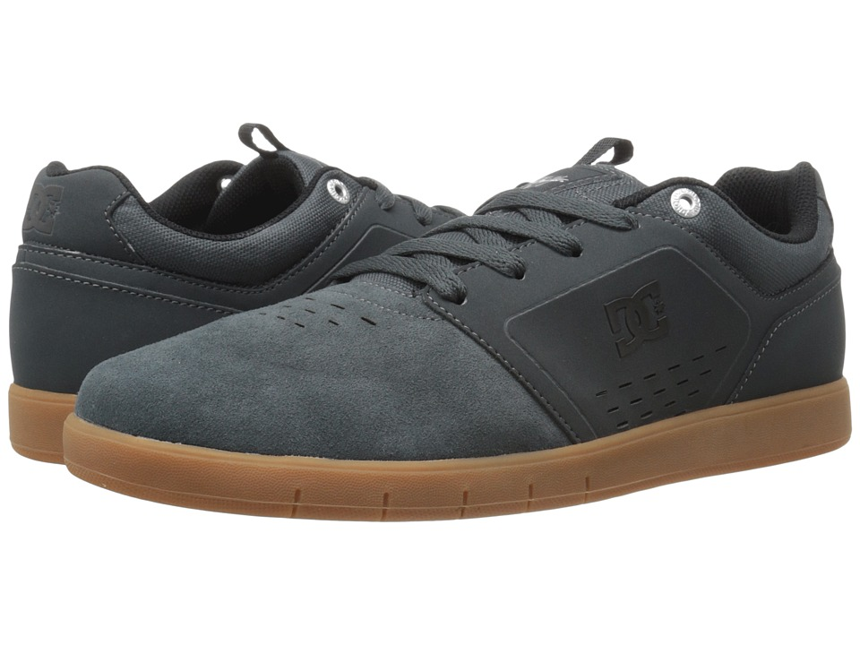 DC - Cole Signature (Charcoal) Men's Skate Shoes