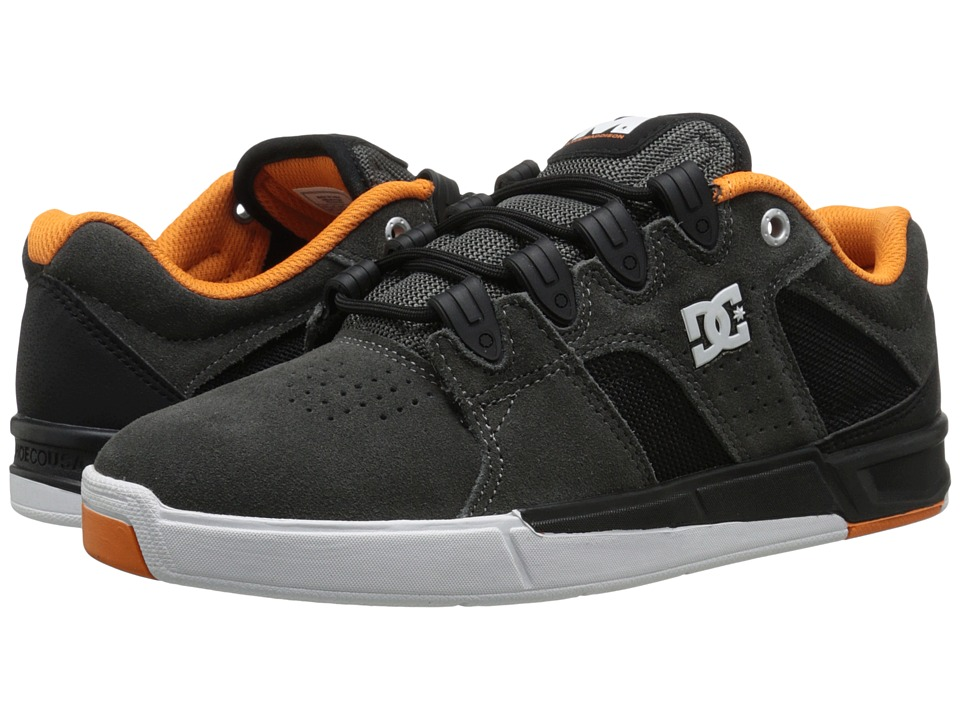 DC Maddo (Grey/Black/Orange) Men