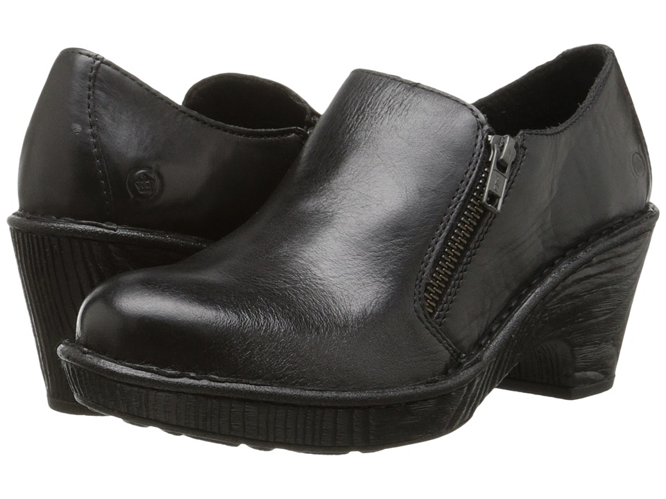 Born - Elliott (Black) Women's Shoes