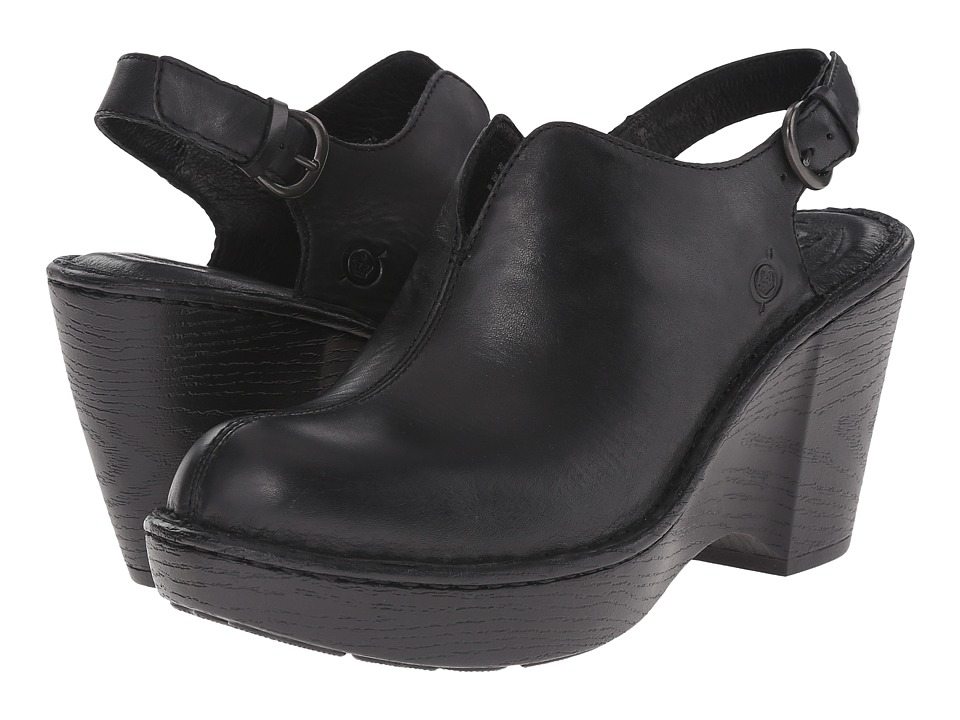 Born - Flowers (Black) Women's Shoes