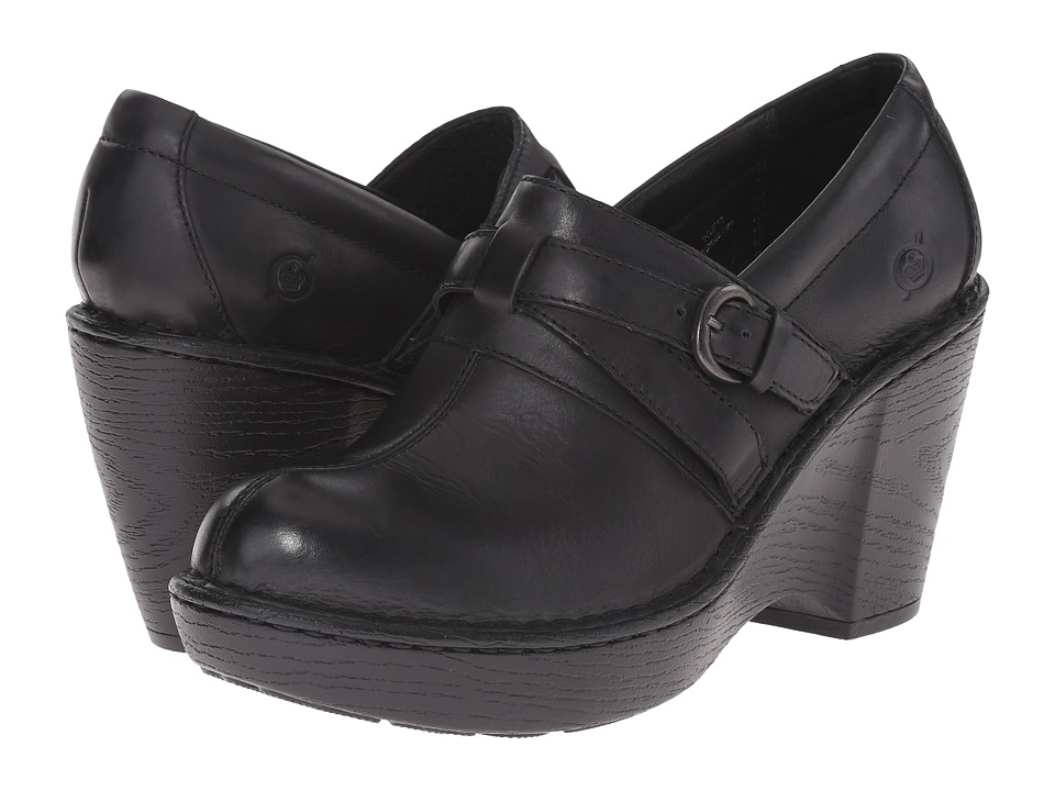 Born - Antena (Black) Women's Shoes