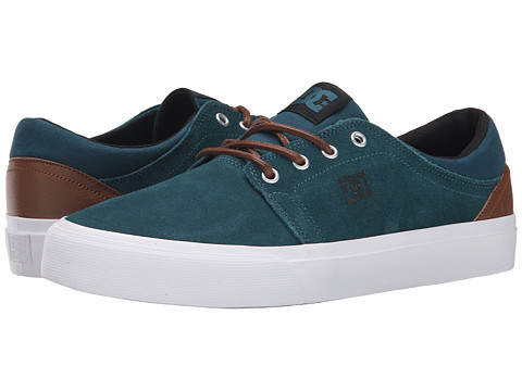 DC - Trase SD (Dark Green) Skate Shoes