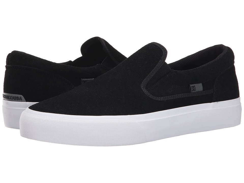 DC - Trase Slip-On SD (Black) Skate Shoes