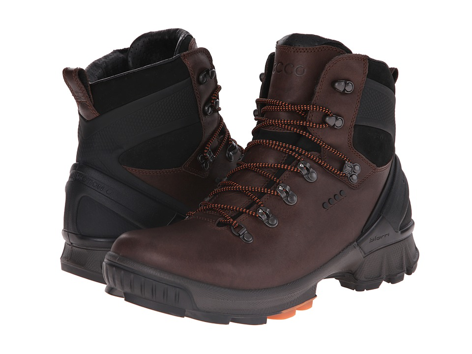ECCO Sport - Biom Hike 1.6 (Mocha) Men's Hiking Boots