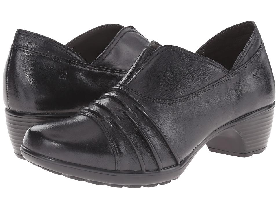 Romika - Banja 04 (Black Pitone) Women's Clog Shoes