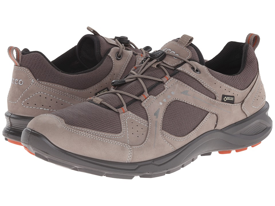 ECCO Sport - Terracruise GTX (Warm Grey/Mole/Picante) Men's Shoes