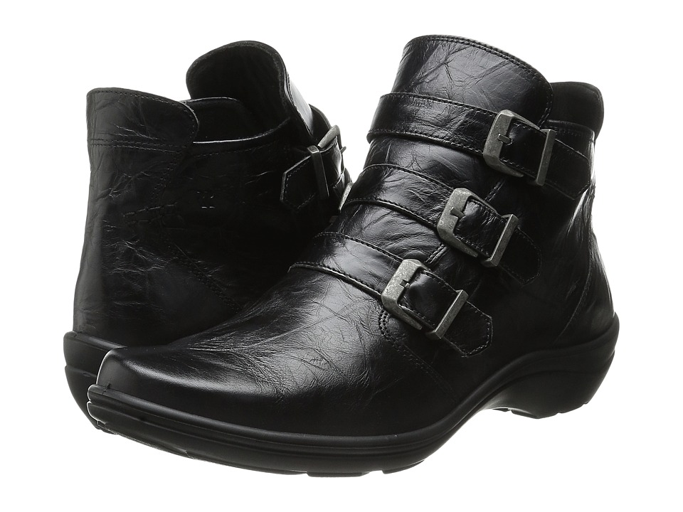Romika - Cassie 03 (Black Tropic) Women's Dress Boots