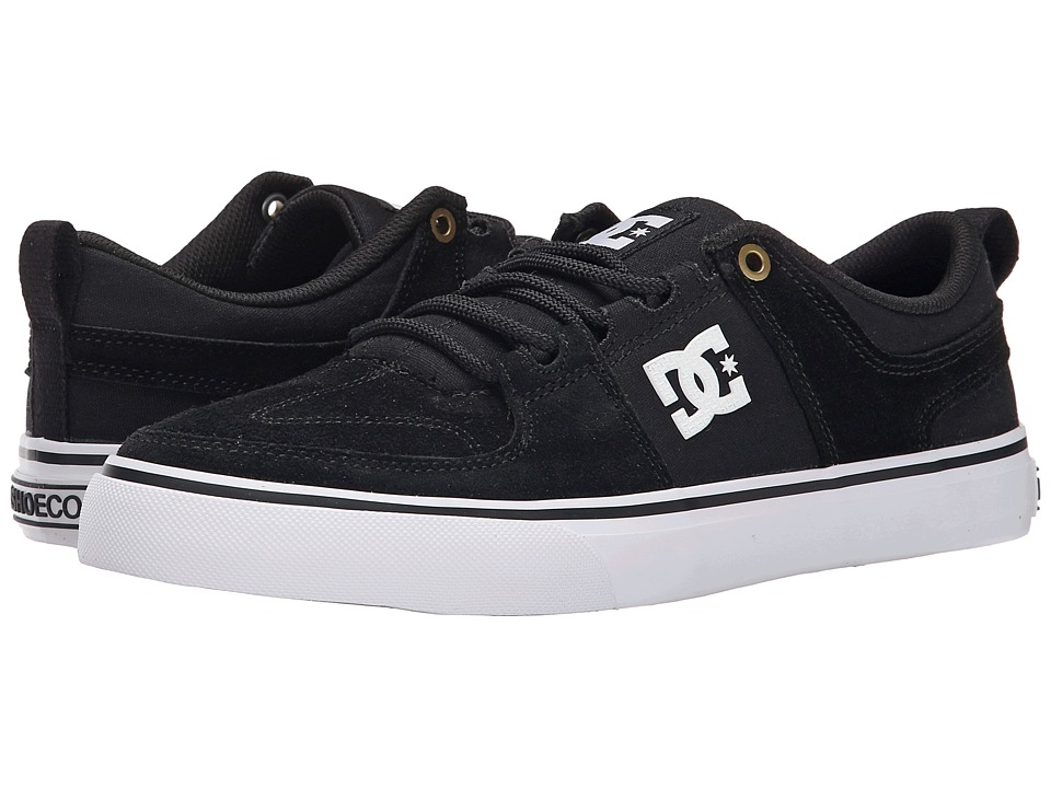 DC - Lynx Vulc (Black) Skate Shoes