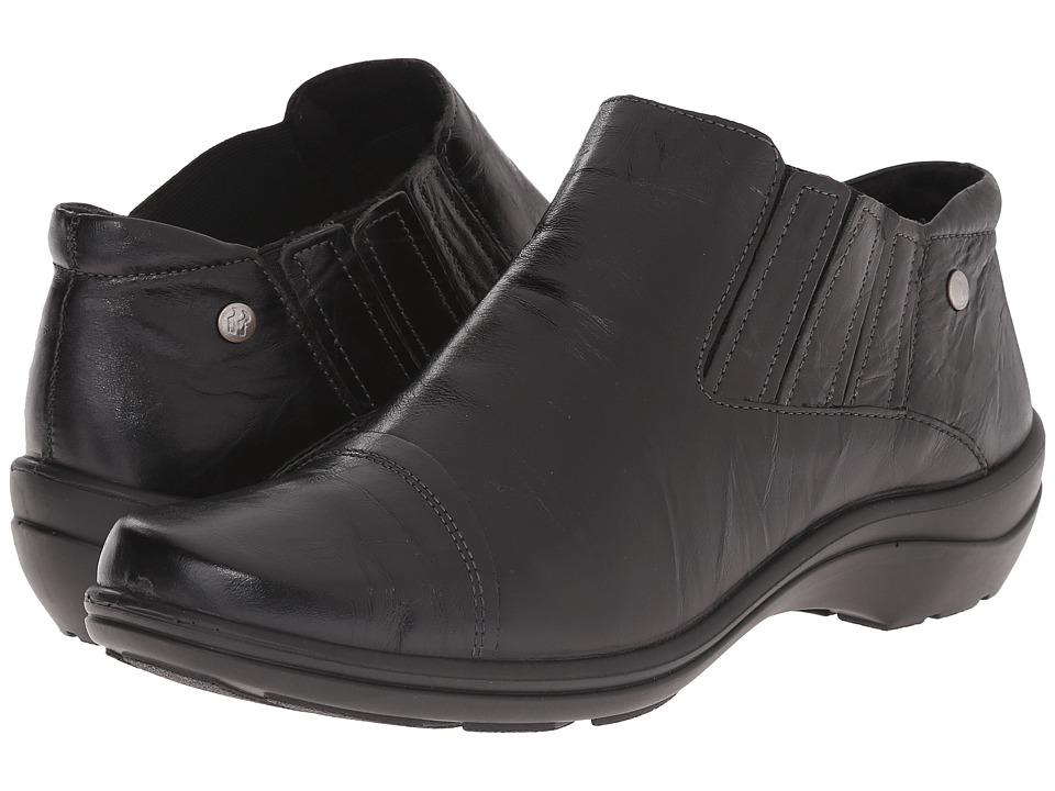 Romika - Cassie 07 (Black Tropic) Women's Slip-on Dress Shoes