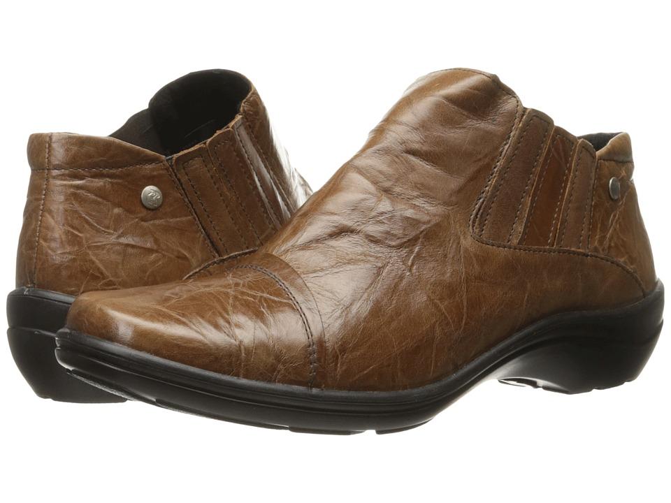 Romika - Cassie 07 (Brandy Tropic) Women's Slip-on Dress Shoes