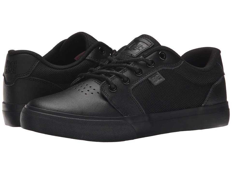 DC - Anvil LE (Black) Men's Skate Shoes