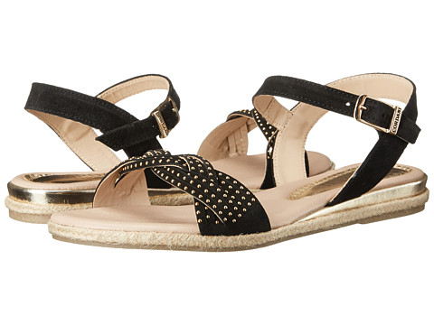 Cordani - Imperial (Black Suede) Women's Sandals