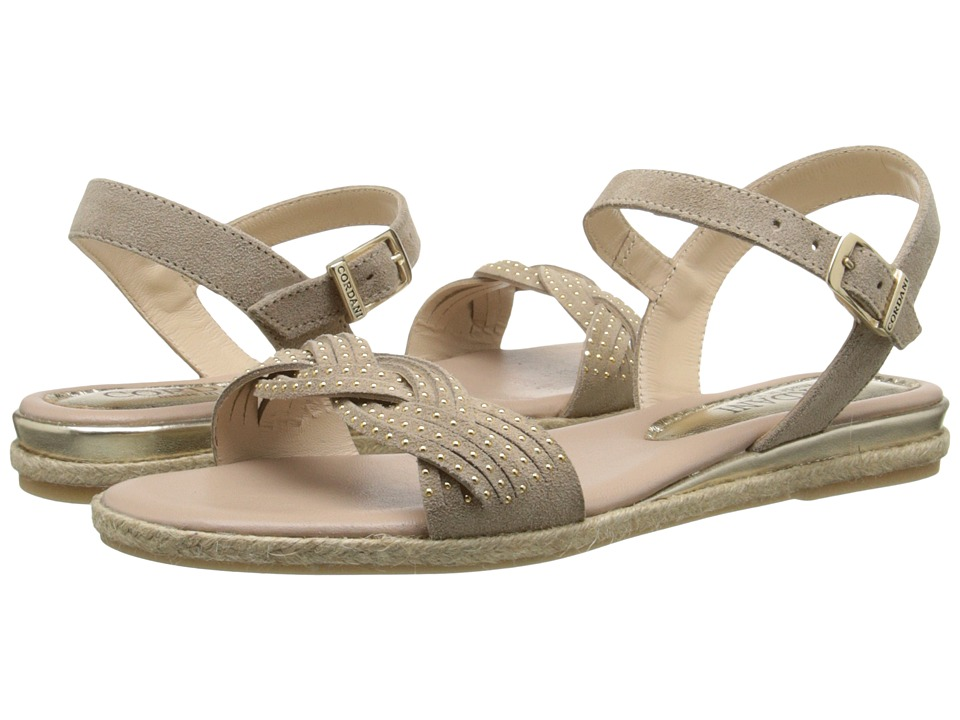 Cordani - Imperial (Biscuit Suede) Women's Sandals