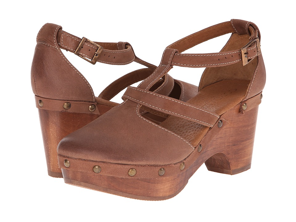 Cordani - Zoran (Walnut Leather) Women