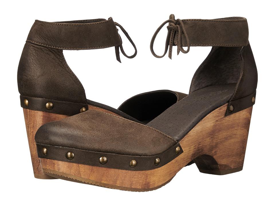 Cordani Zula (Cocoa Nubuck) High Heels