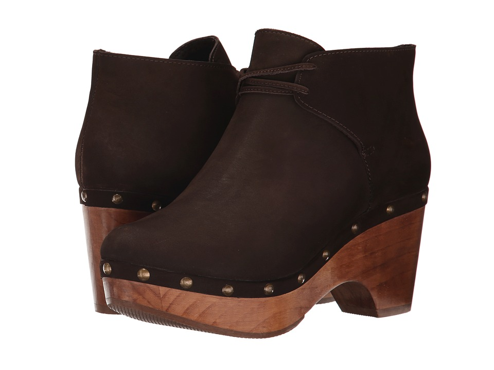 Cordani - Zavia (Brown Nubuck) Women