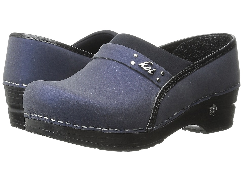 Sanita - Starlight Professional (Blue Soft Leather) Women