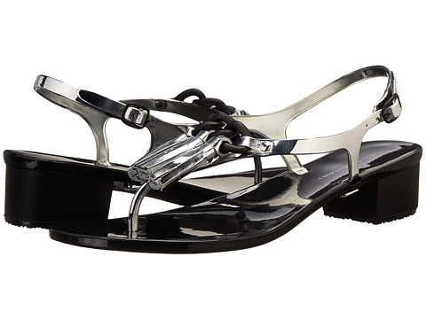 Elie Tahari - Big Sur (Silver) Women's Sandals