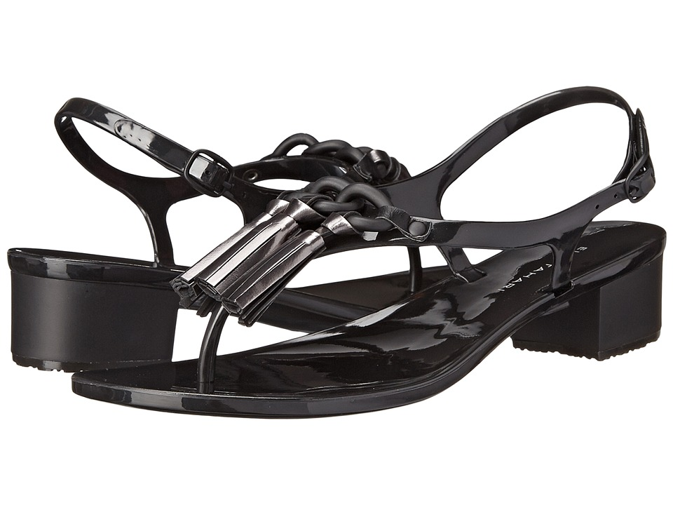 Elie Tahari - Big Sur (Black) Women's Sandals