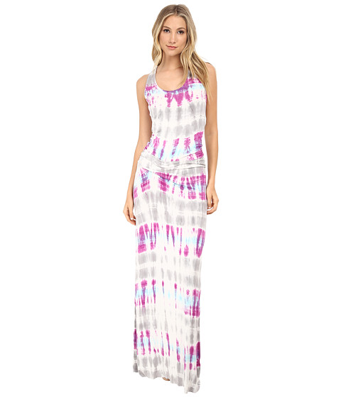 Young Fabulous & Broke - Hampton Maxi (Orchid Bamboo Ombre) Women's Dress