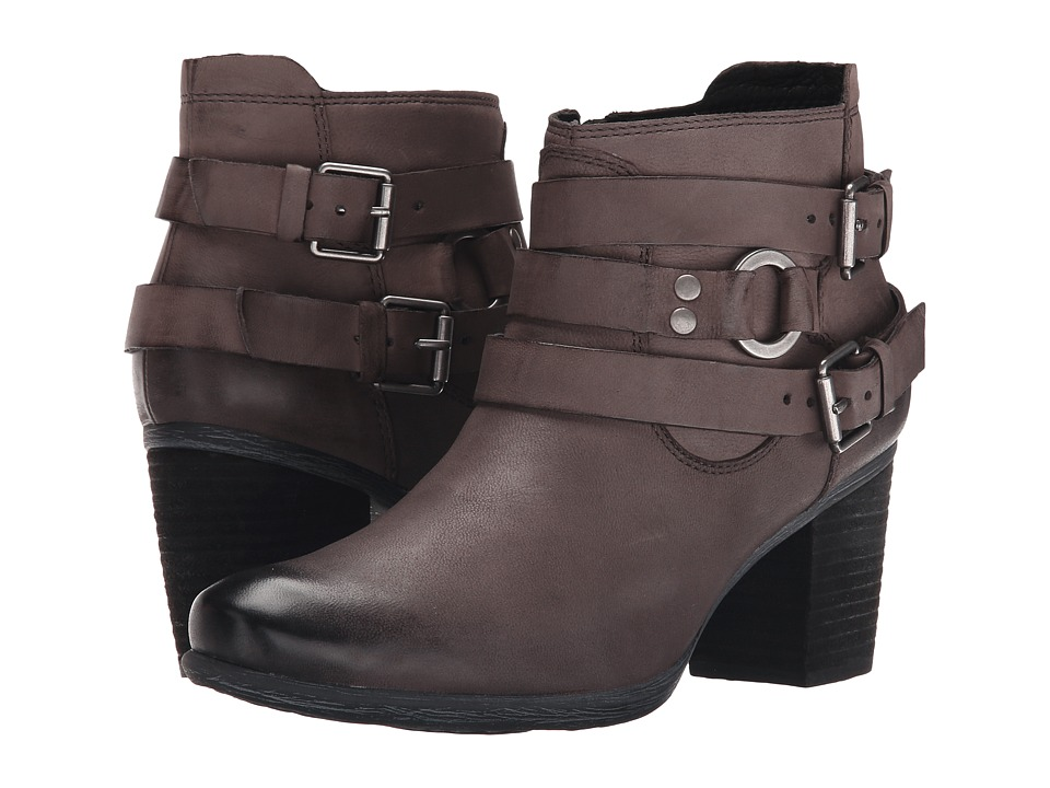 Josef Seibel - Britney 02 (Anthrazite Nesty Oil) Women's Boots