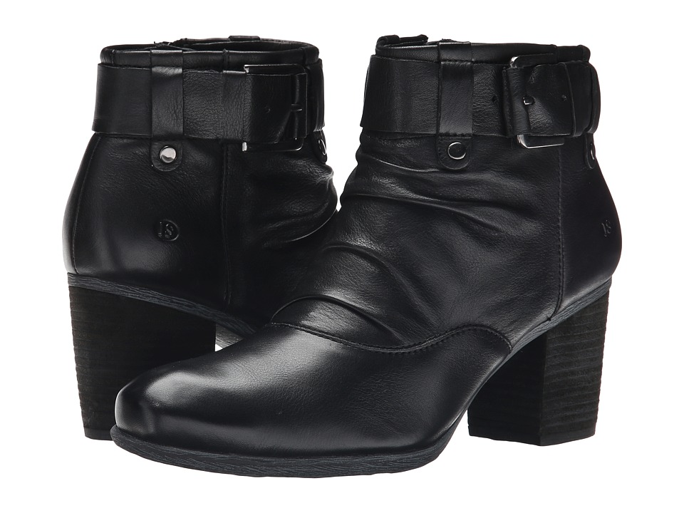Josef Seibel - Britney 23 (Black Palermo) Women's Dress Boots