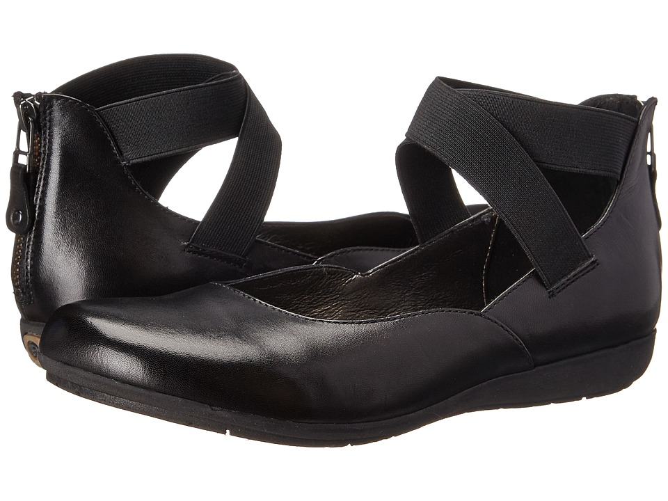 Josef Seibel - Faye 35 (Black Glove) Women's Shoes