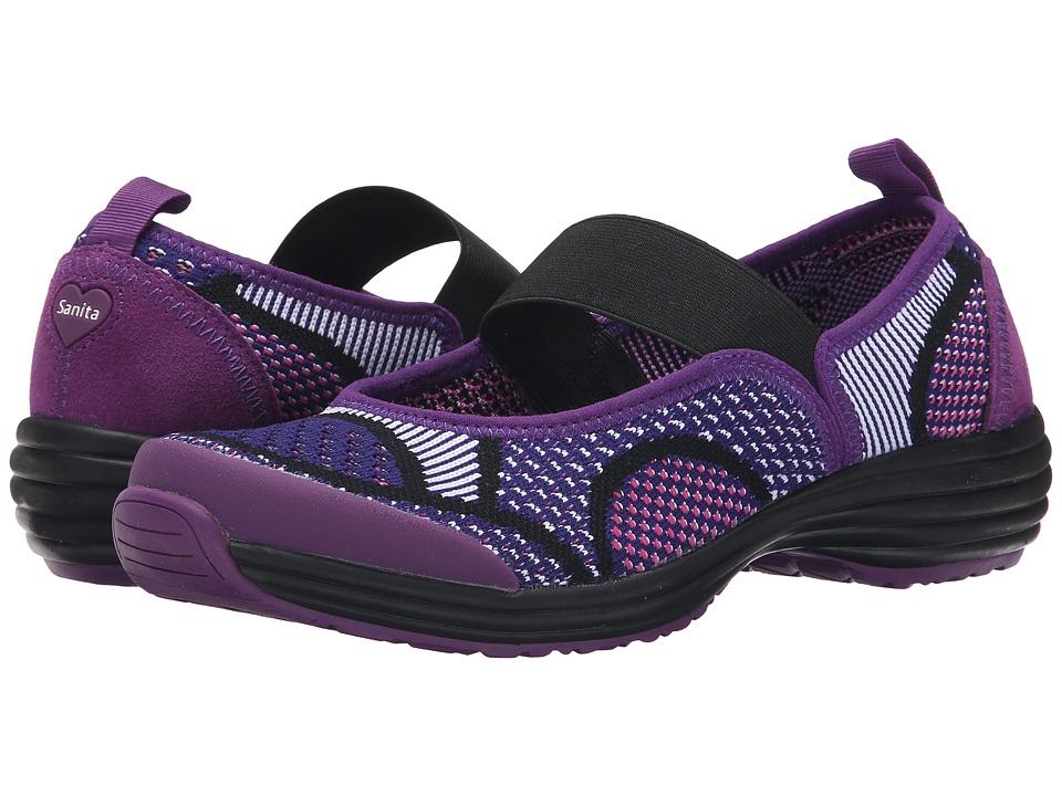 Sanita Serenity Lite (Pink/Purple Knit) Women