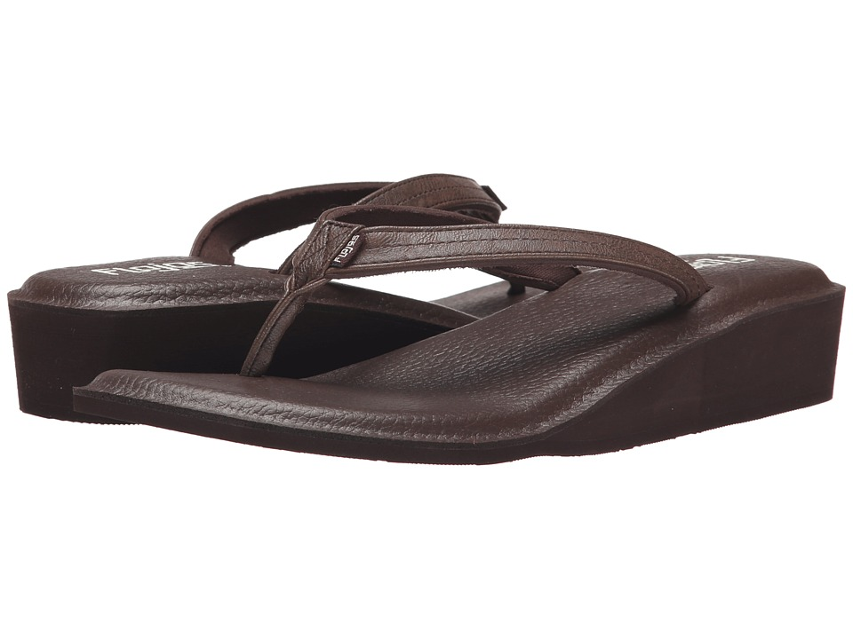 Flojos - Layla (Brown) Women's Sandals