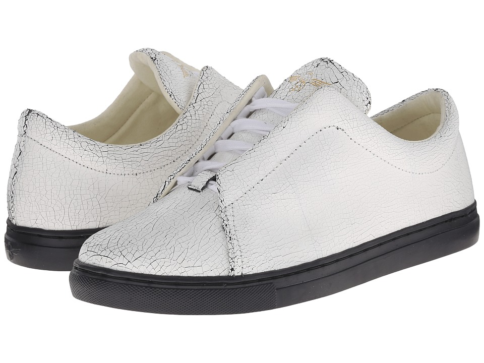 Creative Recreation - Turino (White Cracked) Men's Shoes