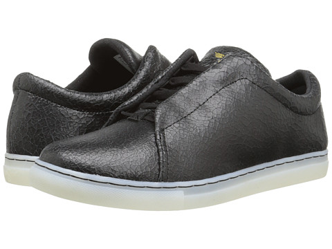 Creative Recreation - Turino (Black Cracked) Men's Shoes