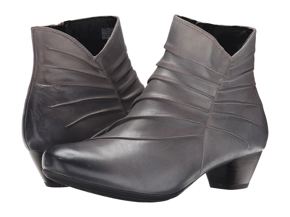 Josef Seibel - Amy 07 (Taupe Pitone) Women's Dress Boots
