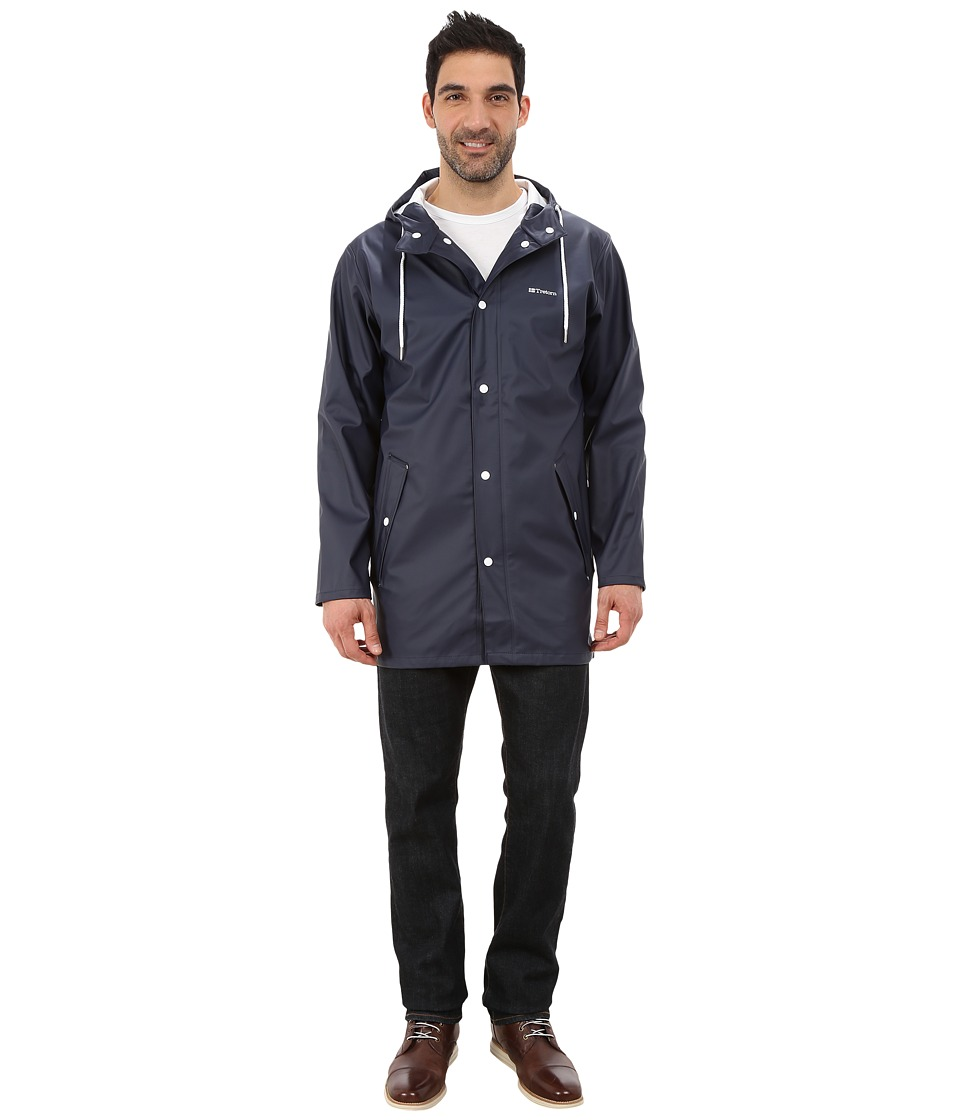 Tretorn - Wings Rain Jacket (Navy) Men's Coat