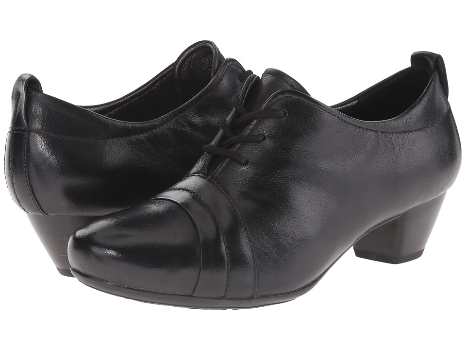 Josef Seibel - Amy 11 (Black Pitone) Women