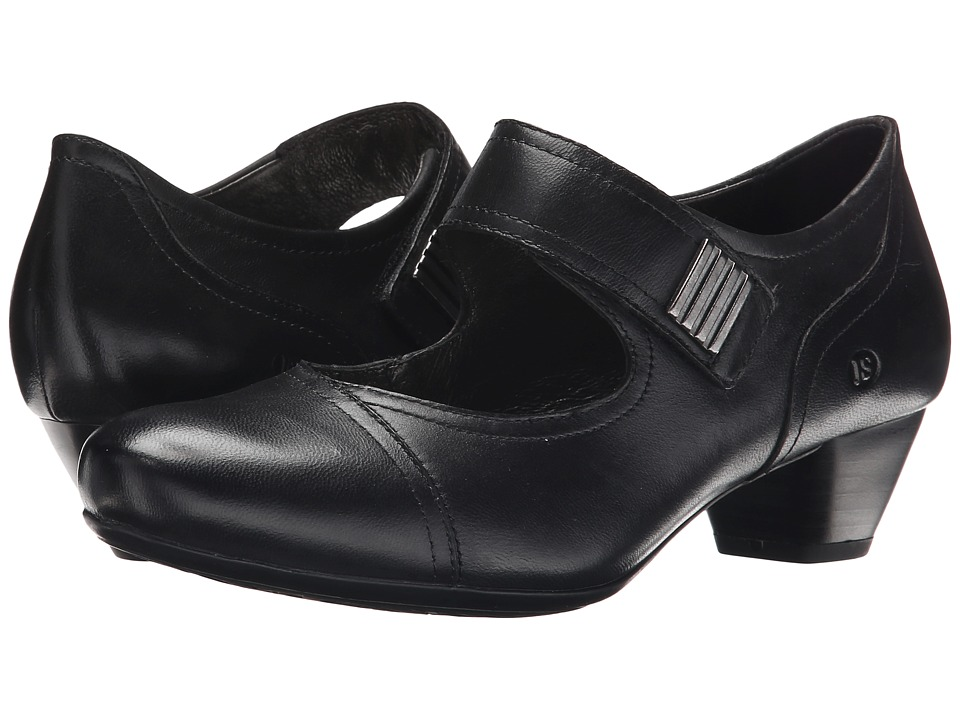 Josef Seibel - Amy 37 (Black Pitone) Women