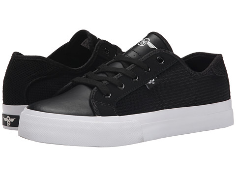Creative Recreation - Kaplan (Black White) Men's Shoes