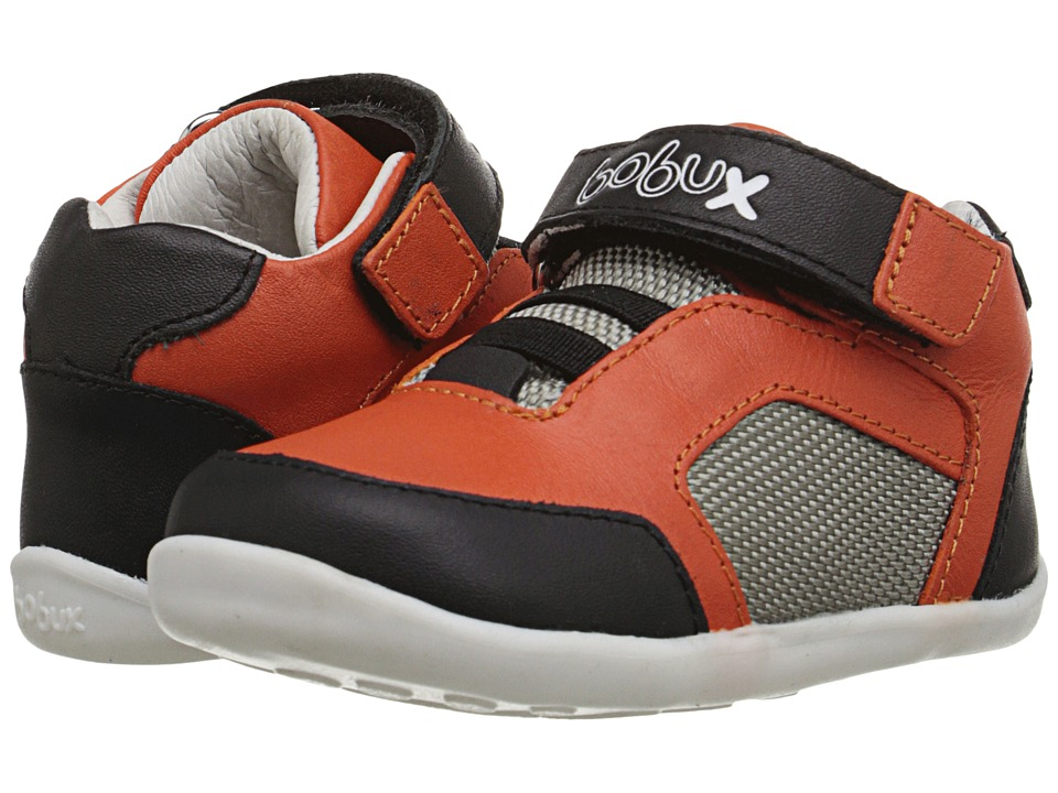 Bobux Kids - Step Up Element (Infant/Toddler) (Flame) Boys Shoes